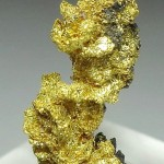 Gold and Arsenopyrite.