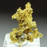 Gold - Black Diamond Mine Plumas Co., California